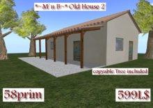 *~M`n B~* Old House 2 (Box)