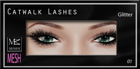 Miamai_Catwalk Lashes_Glitter 01