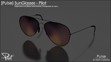 [Pu!se] Pilot Sunglasses