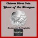 Chinese Silver Coin - Year of the Dragon