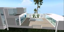 Pool house and studio prefab home house mansion