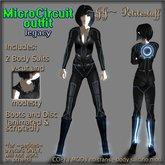 ~JJ~ Petitestuff MicroCircuit Outfit - legacy