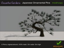Japanese pine  mesh mod/copy