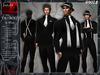 iNEDIT-Formal008 *Detroit* White Suit for Men. Bridal and Formal Dress Suit