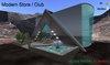 Modern Main Store / Club / Studio / Arcade / Multi-Purpose - Low Prim - 4096sqm