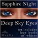 Mayfly - Deep Sky Eyes (Sapphire Night)