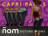 Capri Black Pants & Panties for future moms
