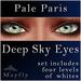 Mayfly - Deep Sky Eyes (Pale Paris)