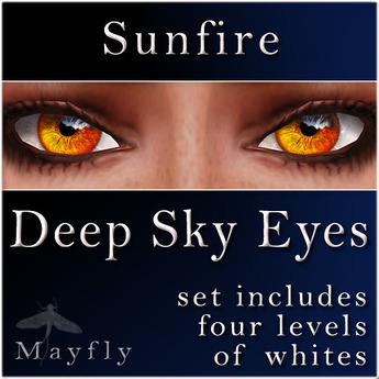 Mayfly - Deep Sky Eyes (Sunfire)