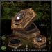 Ornate Bejewelled Keepsake Box (large)