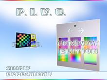 P. I. V. O. -Compact Edition- Texture Organizer, Image Viewer, Photo Album