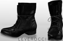 [Mesh] Leverocci - Range Boots_Coal