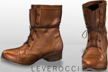 [Mesh] Leverocci - Range Boots_Rust