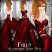 Falln Elleandra Gown Red