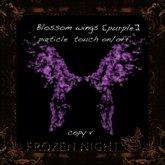 FN*blossom wings [purple]