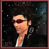 .::[ Maximus Creations]::. Square Side Burns