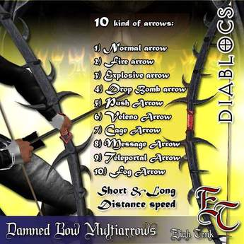 DIABLOCS Damned Bow 2.0 Box (unlimited) DEMO