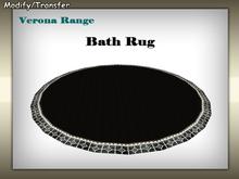 Satiated Desires: Verona Bath Rug