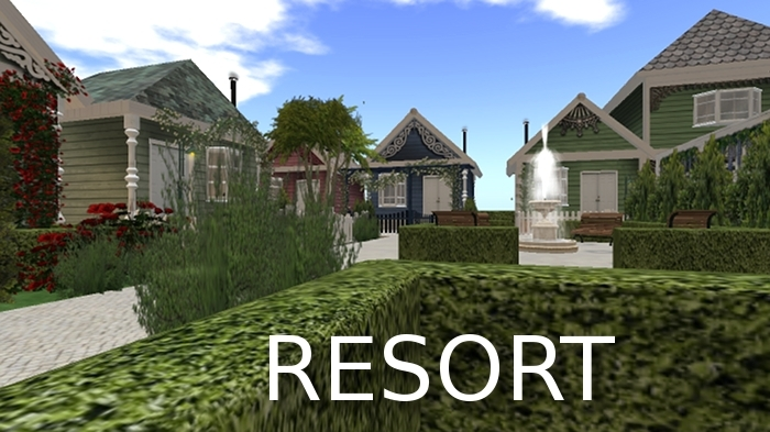 SIMAY DESIGN-COUNTRY VILLAGE RESORT (residence)