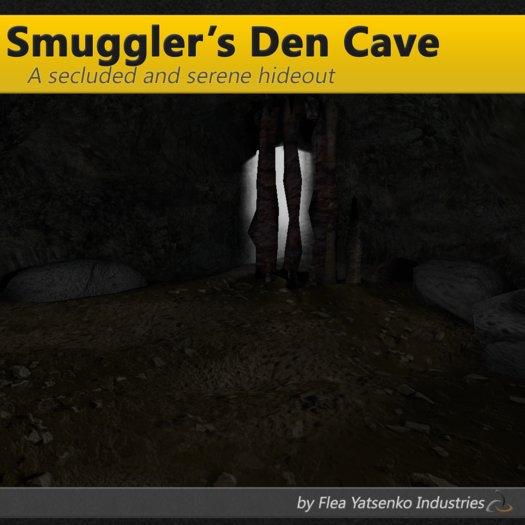 [FYI] Smuggler's Den Mesh Cave