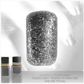 [MESH] Leverocci - Round Rigged Mesh Nails_1FA_SilverGlitter
