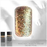 [MESH] Leverocci - Round Rigged Mesh Nails_1FA_GoldGlitter