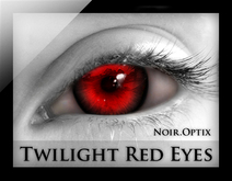 NoirOptix - Twilight Red Eyes (3 Sizes)