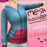 Mesh Hoodie - Female