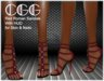 CGG Red Roman Sandal with HUD