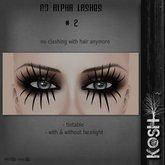 KOSH- NO ALPHA LASHES V2