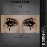 KOSH- NO ALPHA LASHES V3
