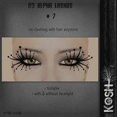 KOSH- NO ALPHA LASHES V7