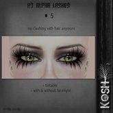 KOSH- NO ALPHA LASHES V5