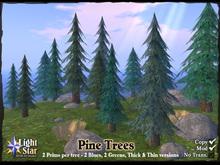 *LightStar - Pine Trees