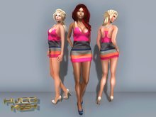 ::HH:: Hucci Cinnamon Dress - Sandstorm