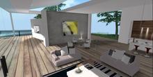 Designer Prims Serendipity Prefab, House, Home,