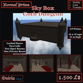 SKYBOX-GOTH DUNGEON-NORMAL