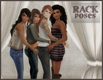 RACK Poses - Group Hugs!