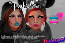 \Plushberry ~ Puckah (Full Face) ~ /FREE/