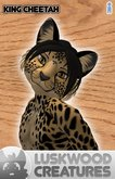 Luskwood King Cheetah Furry Avatar - Male