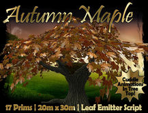 MG - Autumn Maple Treehouse - Copiable