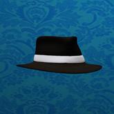 *Inspirations* Fedora Hat