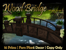 MG - Wood Bridge w/Resizer Menu!