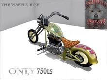 Tiny Waffle Bike