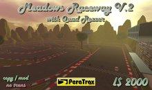 [SPECIAL OFFER] Meadows Raceway V.2 with Quad Rezzer - full sim size racetrack - low prim race track - easy setup