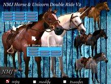 NMJ Horse&Unicorn Double Ride V2