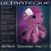 BEAN-E Pink Pet