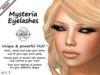 Gaeline Cosmetics - Mysteria Mesh Eyelashes : just sublimate your eyes !