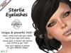 Gaeline Cosmetics - Starlia Mesh Eyelashes : just sublimate your eyes !