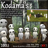 Kodama Set